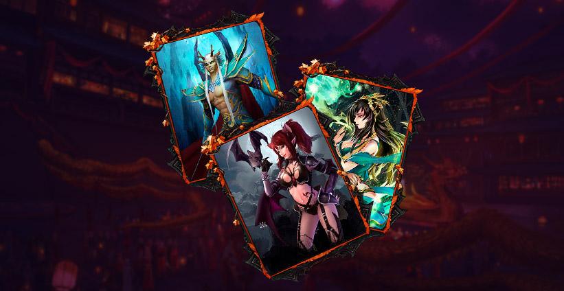 Cartas de Avatar